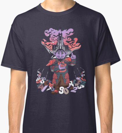 The Count untold. Classic T-Shirt