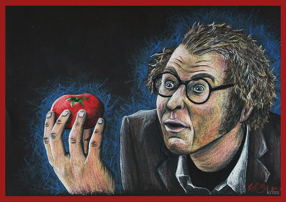 The Tomato by kriss