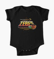 Greetings from Zebes! One Piece - Short Sleeve