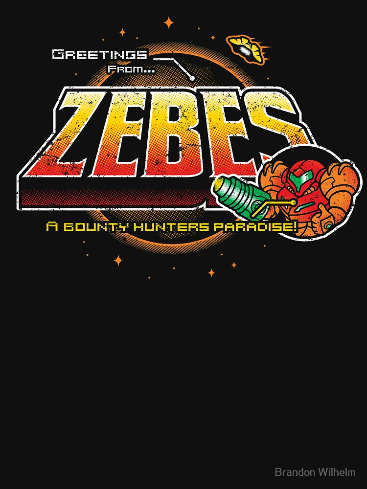 Greetings from Zebes! | Unisex T-Shirt
