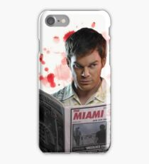 Dexter on the Sly iPhone Case/Skin