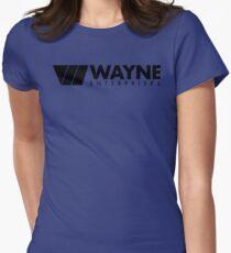 Wayne Enterprises Womens Fitted T-Shirt