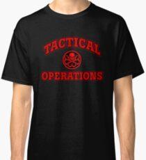 Tactical Operations Classic T-Shirt