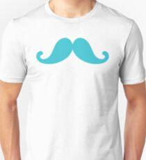 Moustaches Unisex T-Shirt