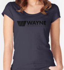 Wayne Technologies Women's Fitted Scoop T-Shirt