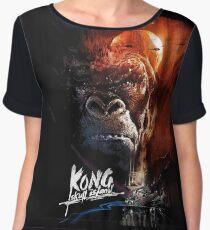 Mighty Kong Chiffon Top
