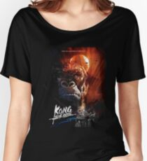 Mighty Kong Women's Relaxed Fit T-Shirt