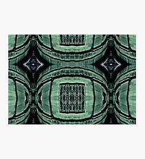 Emerald Emergence  Photographic Print