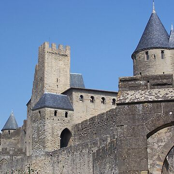 Carcassonne by pluffy