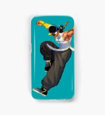 Street Fighter - Yun Divekick Samsung Galaxy Case/Skin
