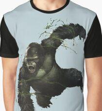 Kong fierce Graphic T-Shirt
