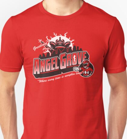 Greetings from Angel Grove! T-Shirt