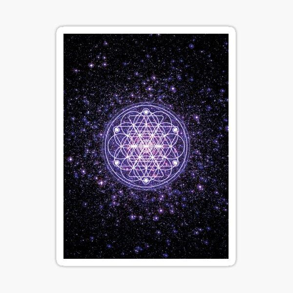 Sacred Geometry 3 Sticker