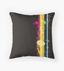 NEAT and UNTIDY Throw Pillow