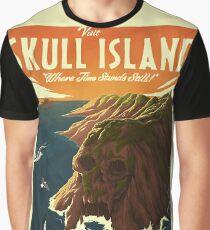 Skull Island Graphic T-Shirt