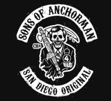Sons of Anchorman | Unisex T-Shirt