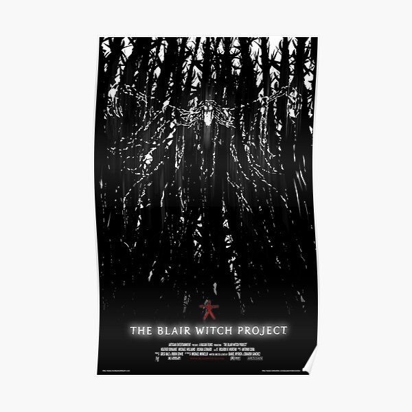 Das Blair Witch Projekt Poster