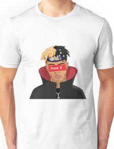 XXXTentacion - Free X Unisex T-Shirt