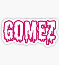 GOMEZ Sticker