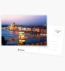 BUDAPEST Postkarten