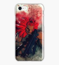 Akuma Street Fighter V iPhone Case/Skin