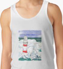 Lighthouse Camisetas de tirantes para hombre