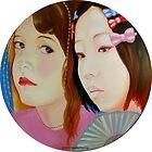 Sissi & Momo by Valeria  Hannig