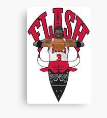 FLSH Canvas Print