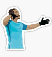 Gabriel Jesus, Manchester City Sticker