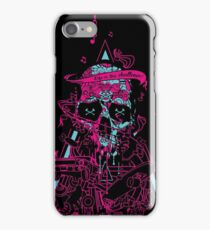 Life is the challenge iPhone Case/Skin