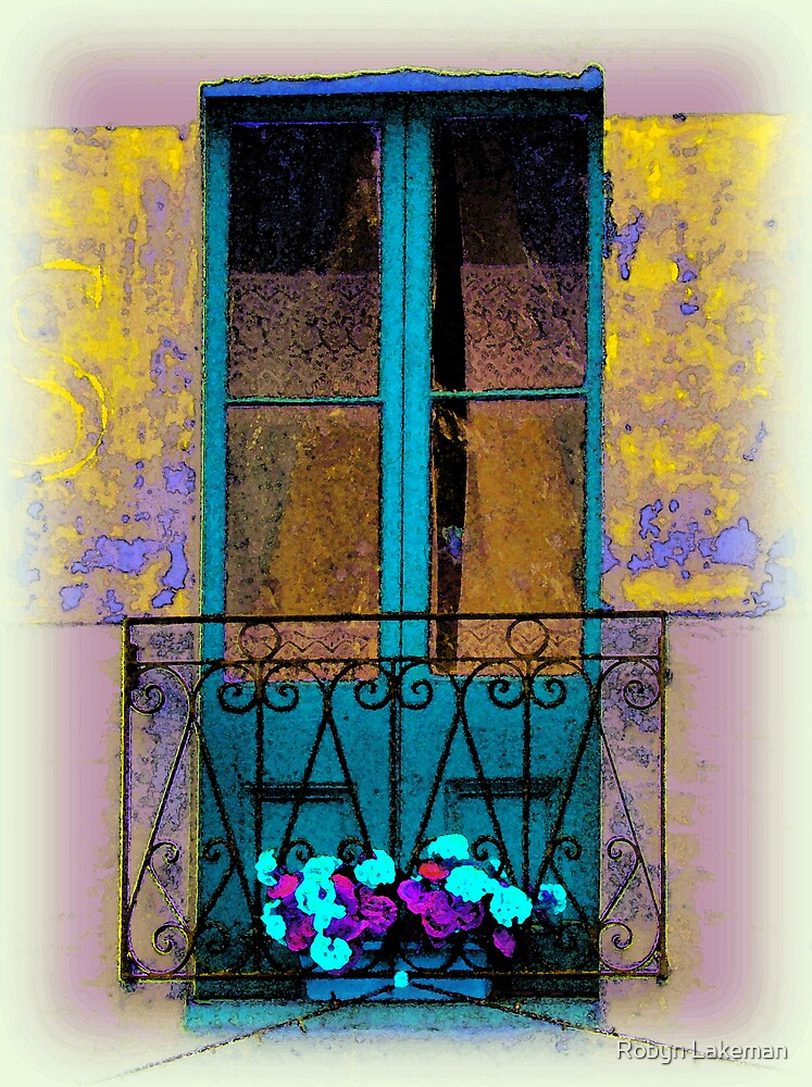 French doors by Robyn Lakeman