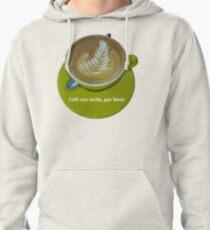 Coffee Pullover Hoodie