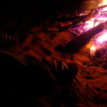 Bonfire by noback