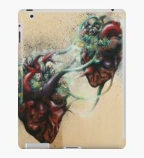Arrested Vascular Fusion of Two Entities in Need iPad Case/Skin