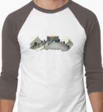 Secret Castle Men's Baseball ¾ T-Shirt
