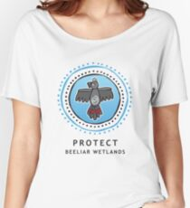 Protect Beeliar Wetlands Women's Relaxed Fit T-Shirt