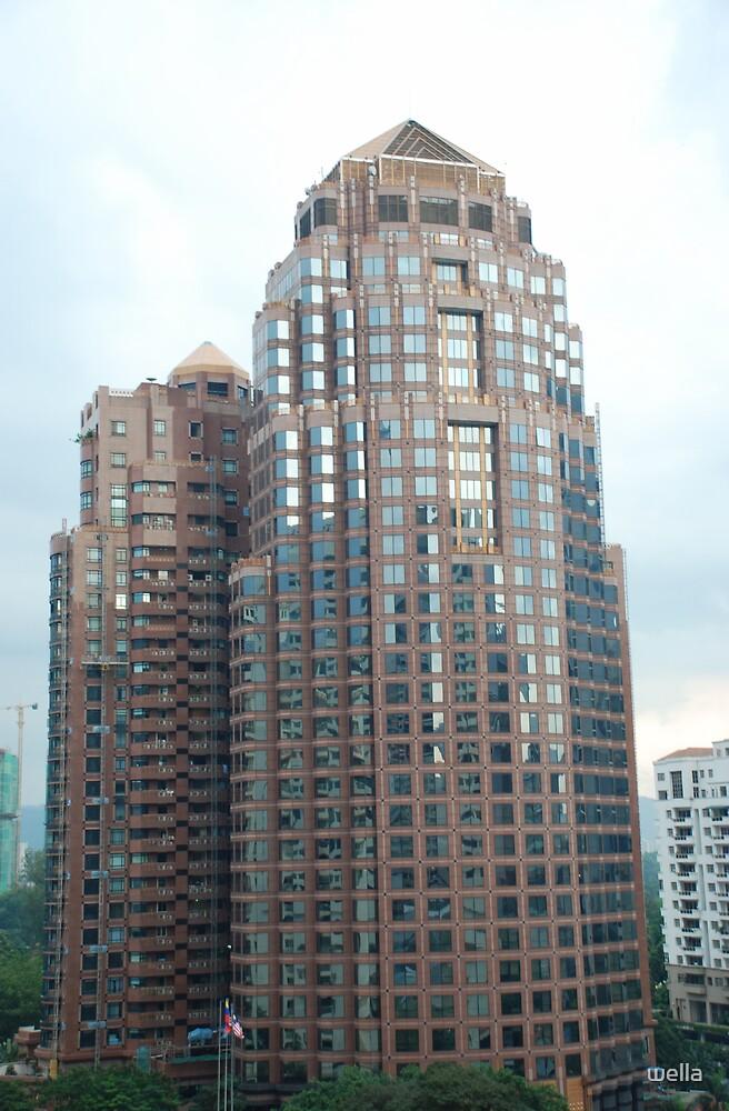 nice tower by wella