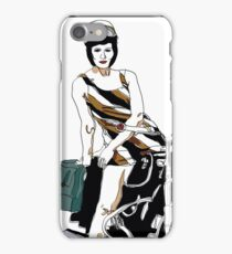 Jules motor iPhone Case/Skin