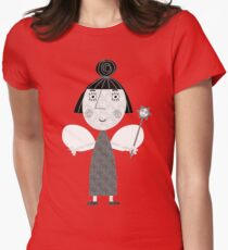 Nanny Plum Womens Fitted T-Shirt
