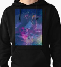 Origin of the Never. Pullover Hoodie