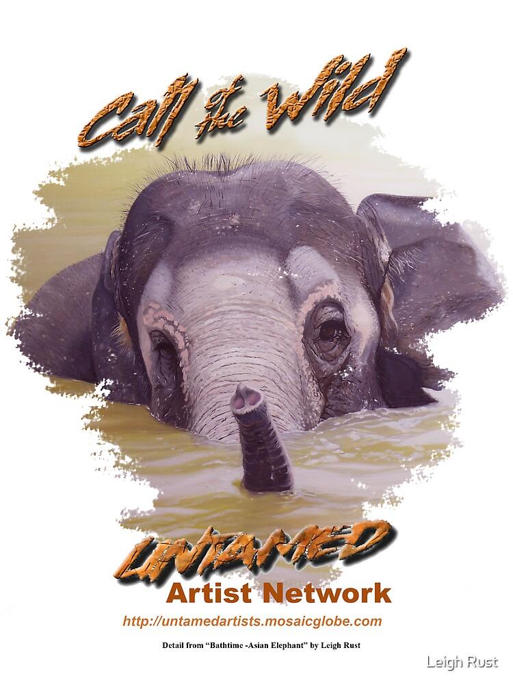 Call of the wild design 2: Bathtime by wildatart