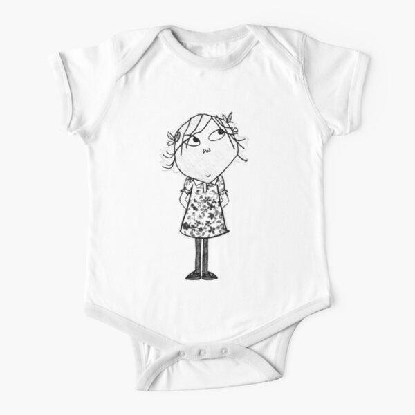 Lola Short Sleeve Baby One-Piece