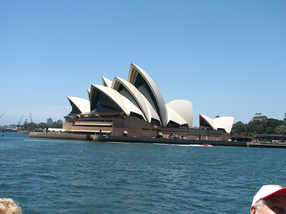 Opera House by satyamroy