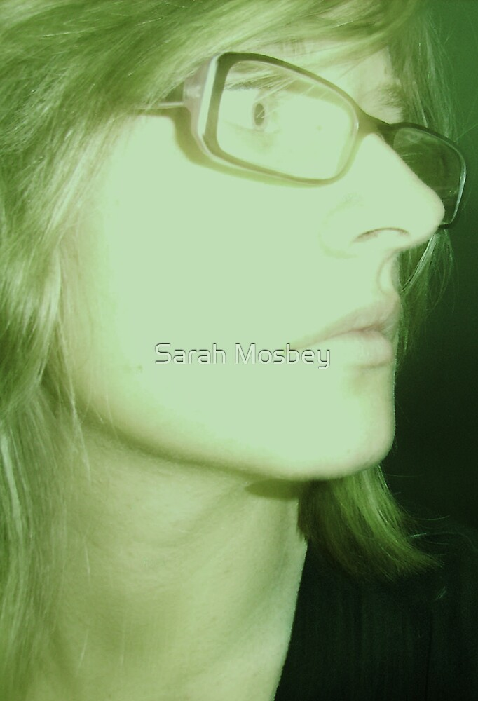 Envy by Sarah Mosbey