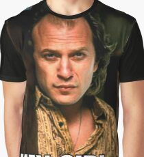 Buffalo Bill - Hey Girl... Graphic T-Shirt