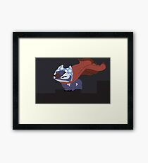 Protector of Hawaii Framed Print