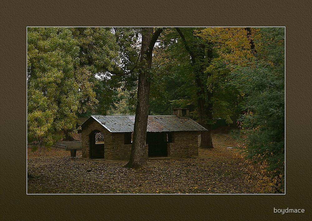 Stone Hut Bright Victoria by boydmace