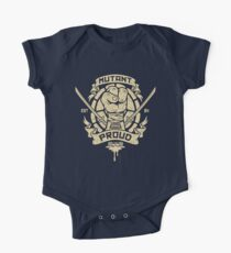 Mutant and Proud! (Leo) One Piece - Short Sleeve