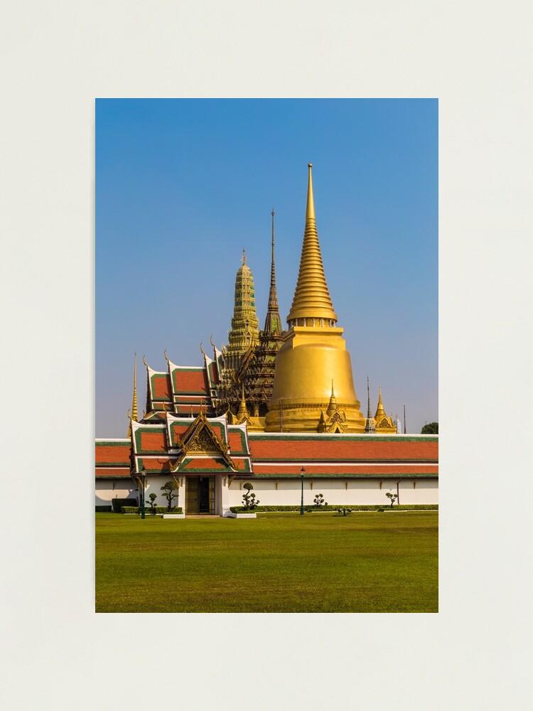 Alternate view of BANGKOK 06 Photographic Print
