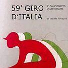 Retro Giro Poster by zannox